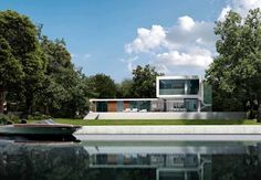 #Garden, #Modern, #Architecture, #Vale,