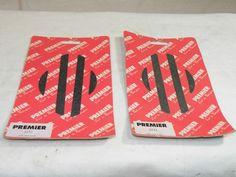 Premier EDP Pedal Grip Tape Set: 2 sets - FREE SHIPPING!!!