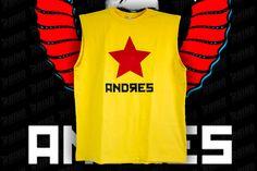 Remera Andres Calamaro