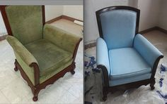 ( BEST TUTORIAL SO FAR asw) How to Paint a Fabric Chair: 6 Steps (with Pictures) - wikiHow