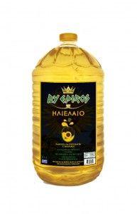 Ηλιέλαιο 5 λιτρα – byepiros