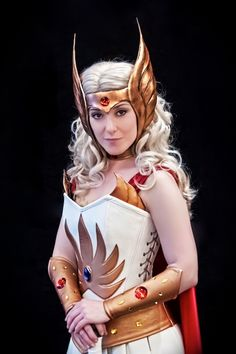 #Cosplay Masters of the Universe: She-Ra