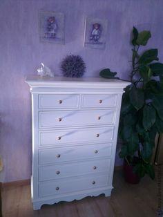 """Комод """"Мария"""" - белый,комод,мебель на заказ,прованс,мебель ручной работы"""