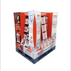 Colgate Advanced System Pallet Display