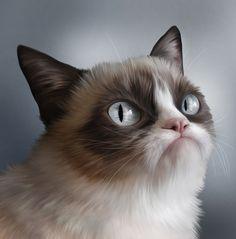 Grumpy as Ever