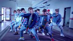 """MV de """"Energetic"""" do Wanna One se torna o MV de debut com mais views em 24 horas"""