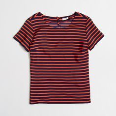 Factory printed T-shirt : 50 Styles Under $50 | J.Crew Factory