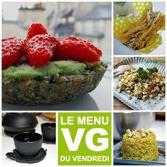 Menu VG 111 spécial veille de printemps Dessert, Muffin, Breakfast, Food, Vegetarian Cooking, Friday, Spring, Dish, Dessert Food
