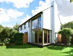 Find your ideal home design pro on designfor-me.com - get matched and see who's interested in your home project. Click image to see more inspiration from our design pros Design by Robin, architect from County Durham, North East #architecture #homedesign #modernhomes #homeinspiration #selfbuilds #selfbuildinspiration #selfbuildideas #granddesigns Richmond Upon Thames, Glasgow City, Kensington And Chelsea, Best Architects, Grand Designs, New Builds, Westminster, Ideal Home, Home Projects