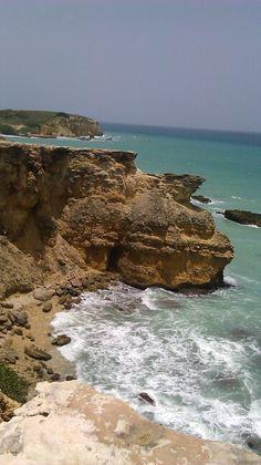 Acantilado de El Faro en Cabo Rojo, PR