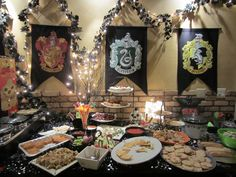 halloween diy decorations | Halloween Party Inspiration - DIY Inspired