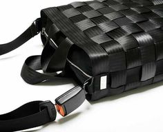 Bolso cinturon de seguridad