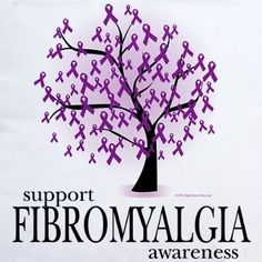 National Fibromyalgia Awareness Day - May 12th.