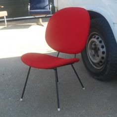 Located using retrostart.com > 302 Lounge Chair by W. Gispen for Kembo