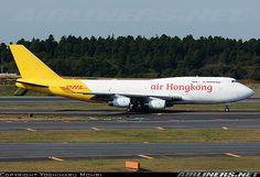 Boeing 747-467(BCF) aircraft picture