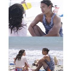 """#TheFosters 3x04 """"More Than Words"""" - Mariana and Mat"""