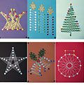 String Art Fun Value Pack No. 2: Christmas