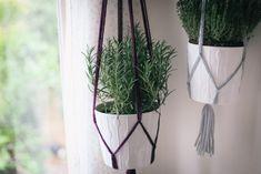 Plant Hanger Macramé