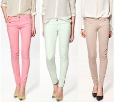loving these pastel pants! I love the fact that you can dress it up and 784f5dcd39b