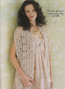 "Today's FREE crochet pattern is another one that I designed many years ago. It was published in the May/June 2009 issue of Crochet Today magazine. I really enjoyed designing this one! It's called ""..."
