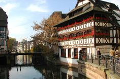 Strasbourg is a UNESCO World Heritage Site, the only city in France to hold this honor.