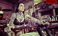 Ruff Cycles: Makani Terror by Dirk  Behlau on 500px