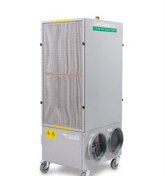 Industrial Air Cleaners for warehouses, factories, logistics etc