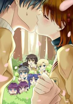25 Best Clannad Images Clannad Clannad After Story Anime