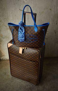 Louis Vuitton. Pinterest:@JORDANLANAI