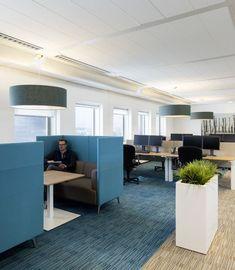 Berühmt Die 119 besten Bilder von Büro einrichten / Ideen / Arbeitsplatz DB95