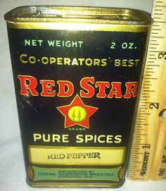 """1960/'s Gunston Hall COCO Container FULL """"New Old Stock"""""""