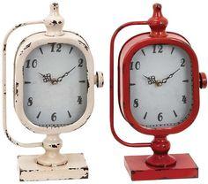 Danza Mother Of Pearl Clock Imax Mother Pearl Clock