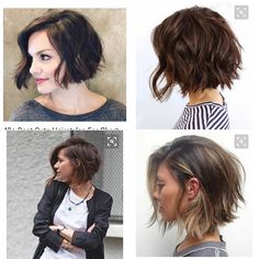 I might be ready to chop off my hair. Love these looks!