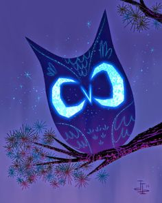'Night Owl' by Drake Brodahl