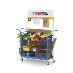 STEM Maker Station - Perfect for starting a Makerspace in your classroom or program