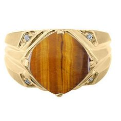 gold fathers day ring