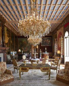 An exclusive tour of Villa Les Cèdres, an 187-year-old mansion along the coast of Saint-Jean-Cap-Ferrat.