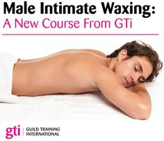 The New Year sees another brand new course from Guild Training International! This time, we are giving you the opportunity to specialise in Male Intimate Waxing: http://bit.ly/1lKp2uX