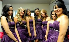 Real Customer Reviews: Gary LaVere's Bridesmaid Dresses. See these real OuterInner bridesmaid dresses in action here: http://www.outerinner.com/blog/2012/11/23/real-reviews-bridesmaid-dresses/