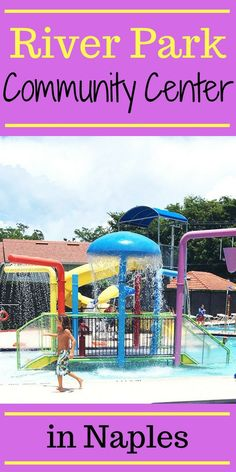 Looking for something fun to do in Naples, Florida? Check out River Park Community Center in Naples, Florida. Get more information and pictures here. Best Family Vacations, Family Vacation Destinations, Florida Vacation, Florida Travel, Vacation Ideas, Outdoor Activities, Fun Activities, Florida Activities, Edgewater Beach