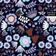 Jocelyn Proust Designs, pattern design. N E W