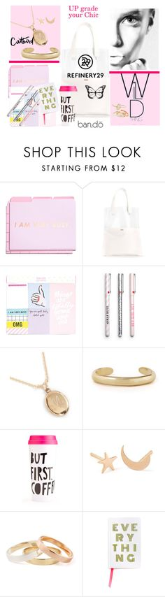 """upgrade"" by theworldisatourfeet ❤ liked on Polyvore featuring interior, interiors, interior design, maison, home decor, interior decorating, ban.do, Dollhouse, Refinery29 et upgradeyourchic"