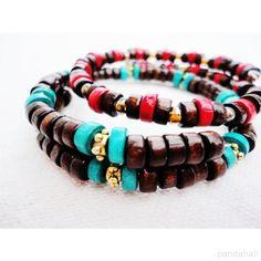 Jewelry Making Tutorial--DIY Glass Beads Memory Bracelets | PandaHall Beads Jewelry Blog