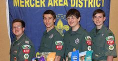 How four Scouts combined to sell a quarter-million dollars in Scout popcorn