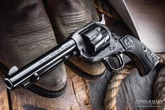 Colt single action army revolver review