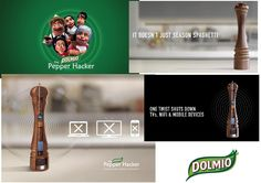 Pepper Hacker :Technology has hijacked family dinnertime. Watch the Pepper Hacker reclaim it