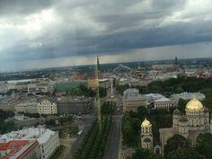 Riga. Latvia. High on being high/ Photo of Peter Tsarkov