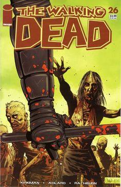 The Walking Dead Volume 25 - Ainda não divulgado