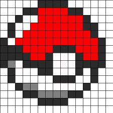 perler bead patterns pokemon - Google Search