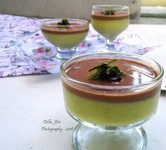 Dapur Dee: SILKY AVOCADO CHOCO PUDDING Pudding Desserts, Pudding Recipes, Dessert Recipes, Jelly Recipes, Baking Recipes, Silky Pudding, Gelato Ice Cream, Peanut Butter Cup Cookies, Refreshing Desserts